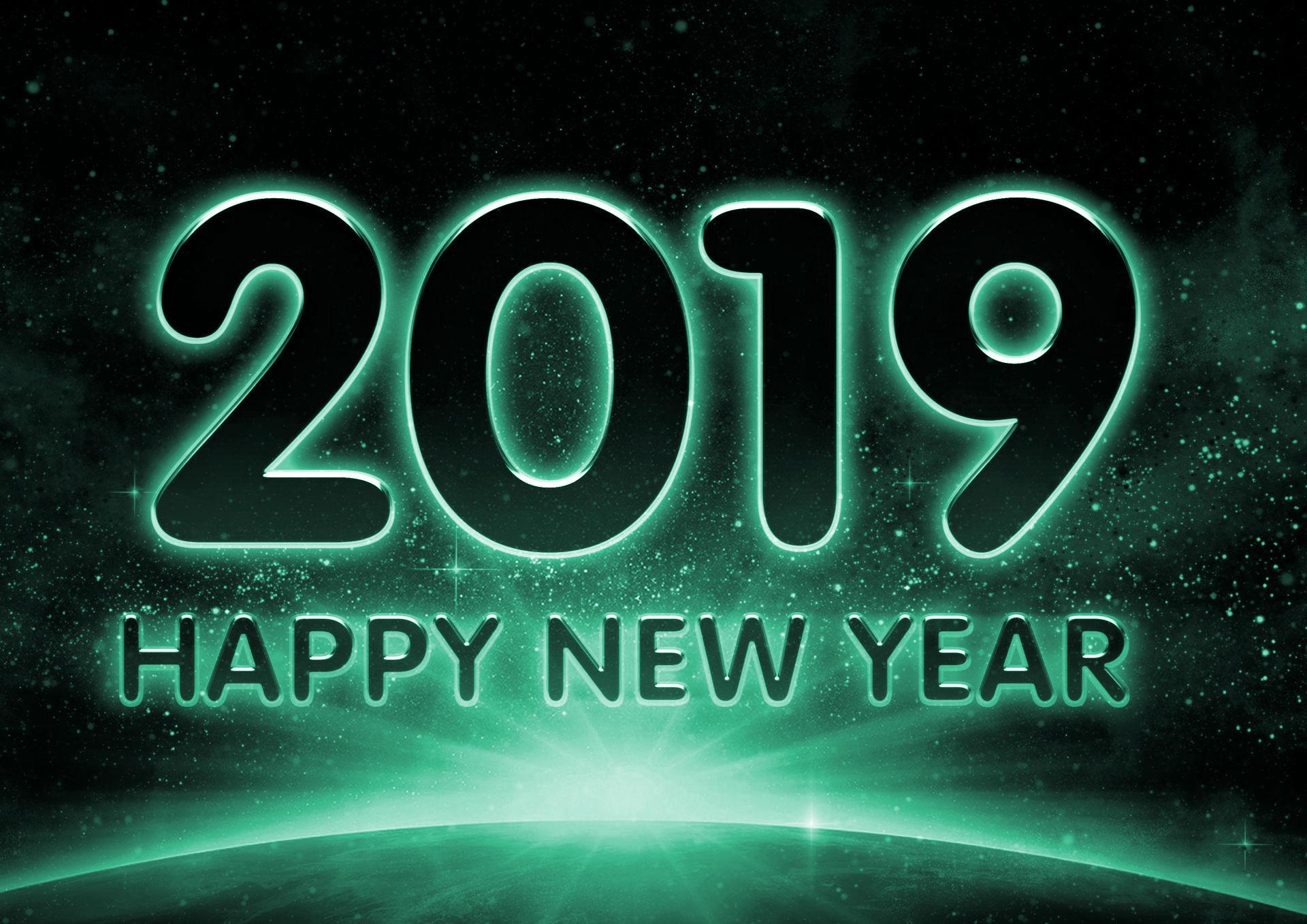 Wunsche gutes neues jahr 2019