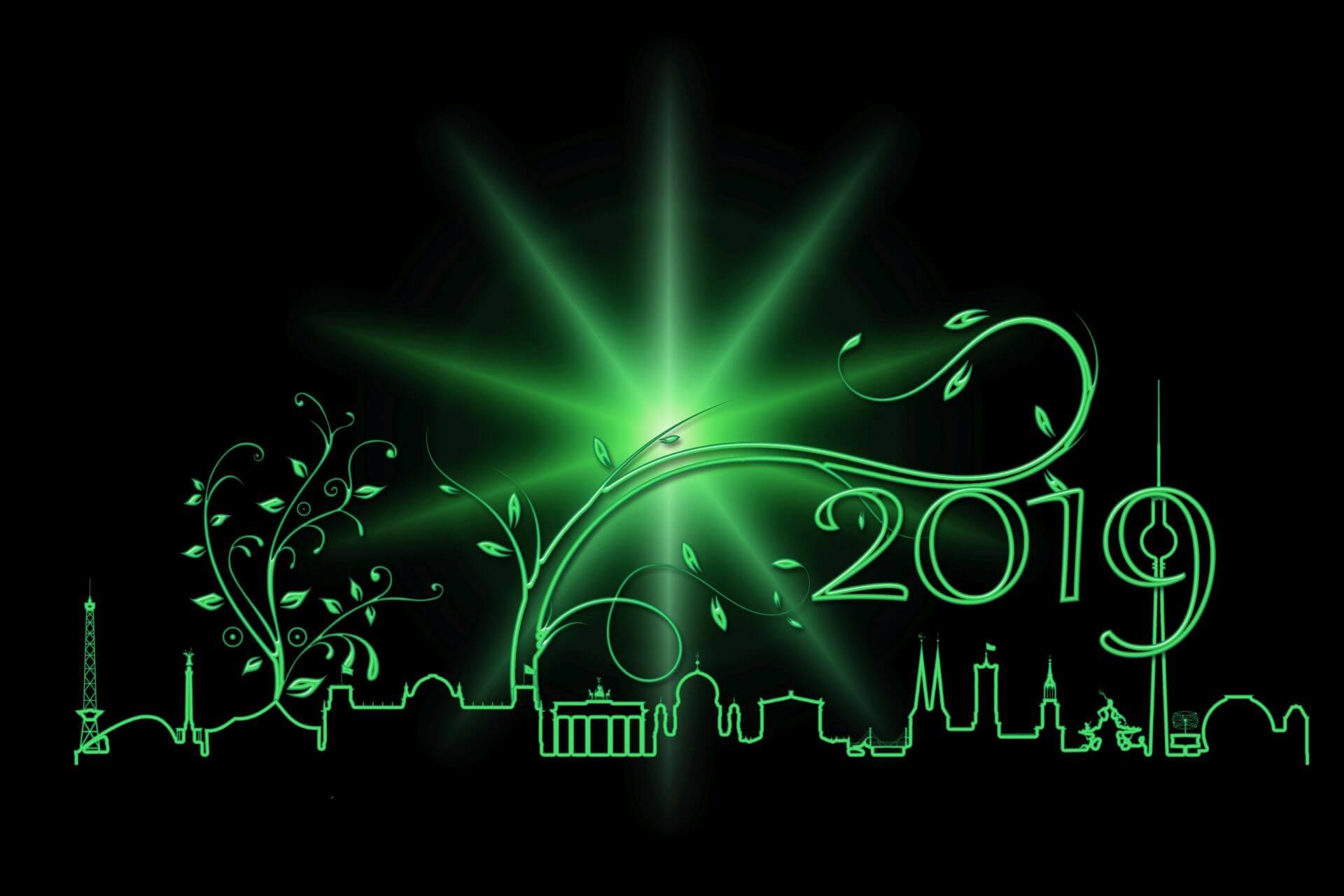 Lustige neujahrswünsche 2019
