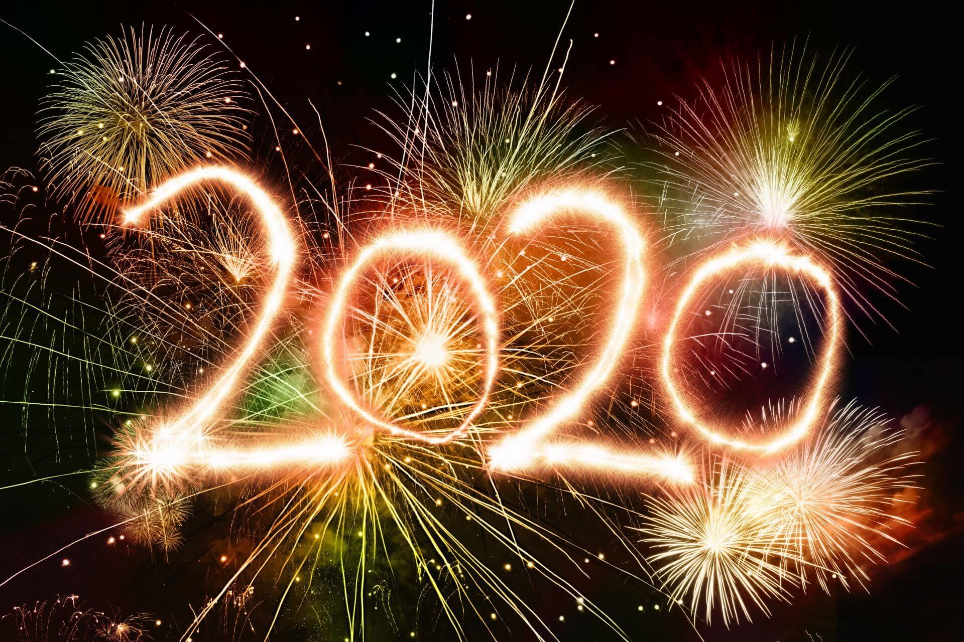 Silvester Glücksrakete 2021